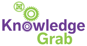 Knowledge Grab Logo